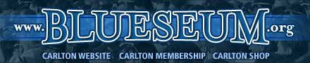 Blueseum - Online Carlton Football Club Museum