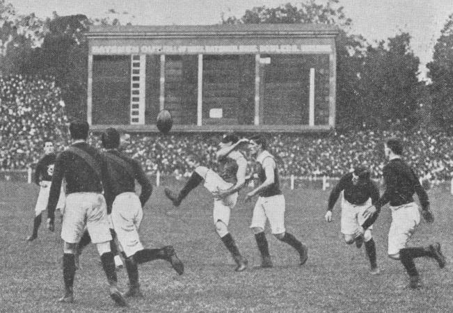 1909 Semi Final at the MCG; Carlton vs Essendon..jpg
