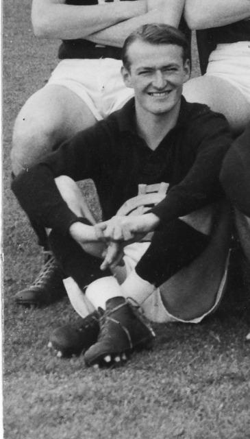 1964 - Bruce McMaster-Smith.