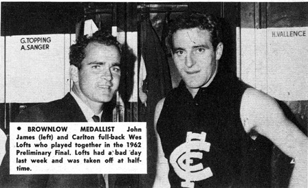 1967 - Wes Lofts & John James.