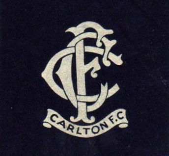 Carlton Cloth Logo circa 1950s
