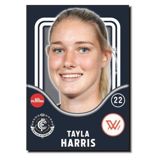 Tayla Harris: Blueseum - History Of The Carlton Football Club